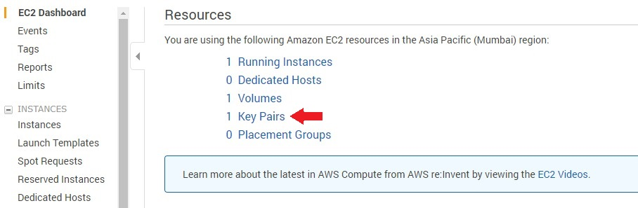 Replace SSH Key pair on Amazon EC2 2